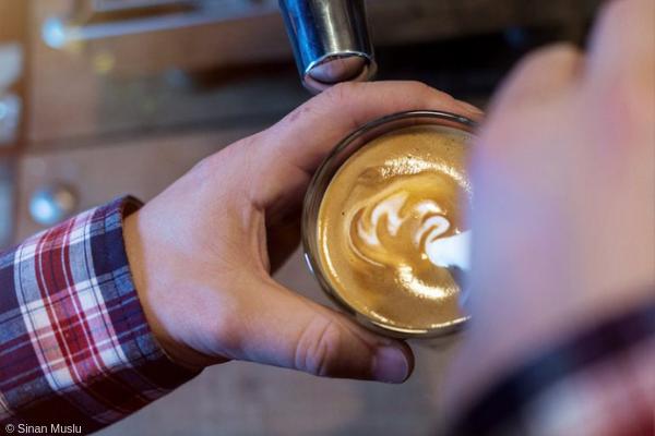 Latte Art Sinan Coffeesomething