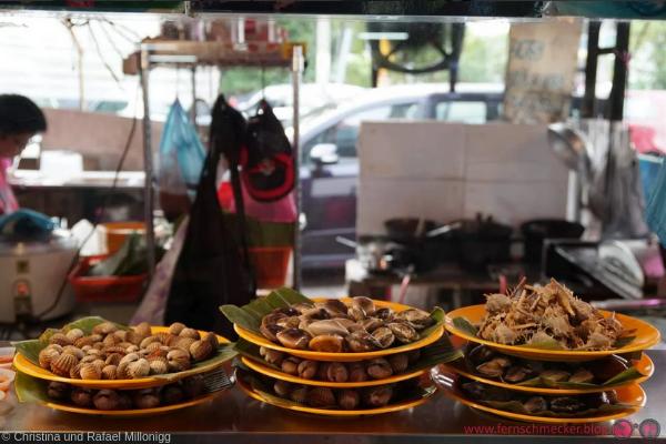 Essen in Malaysia
