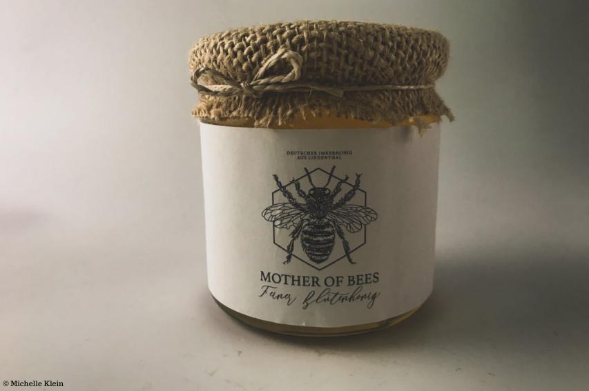 Honig von Mother of Bees