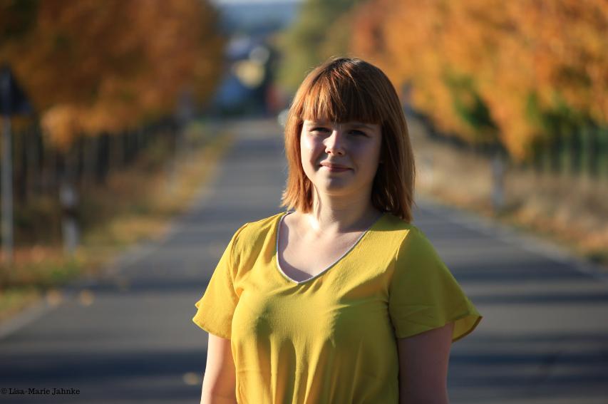 Lisa-Marie Jahnke Gründerin von Chaosmariechen