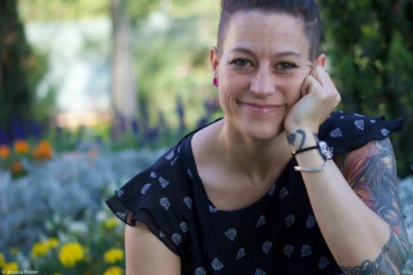 Portrait Jessica Reiner vom Blog HR liebt dich