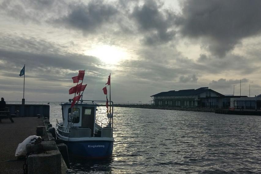 Hafen von Ringkøbing